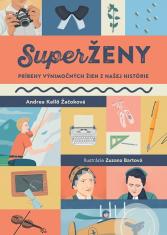 E-kniha: SuperŽENY