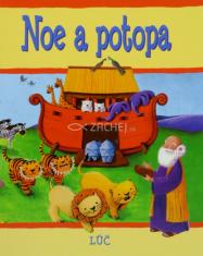 Noe a potopa - Biblické príbehy pre deti