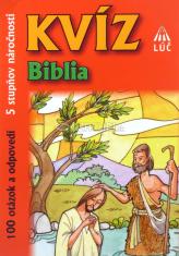 Kvíz - Biblia