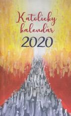 Kalendár: katolícky, vreckový 2020 - Vincent de Paul