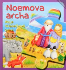Noemova archa (puzzle) - + šesť 9-dielnych obrázkových skladačiek