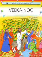 Veľká noc - Moja prvá Biblia hrou