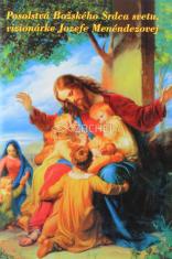 Posolstvá Božského Srdca svetu vizionárke Jozefe Menéndezovej