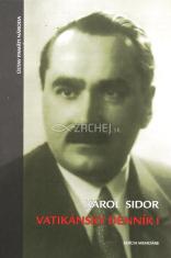 Vatikánsky denník I. - od 17. júna 1939 do 11. júla 1940