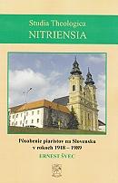 Pôsobenie piaristov na Slovensku v rokoch 1918 - 1989
