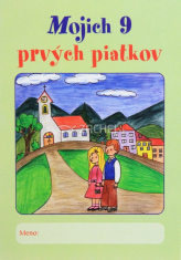 Mojich 9 prvých piatkov - knižočka s nálepkami