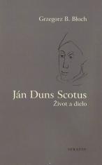 Ján Duns Scotus - Život a dielo