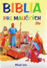 Biblia pre maličkých - leporelo