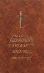 Jednotný katolícky spevník (znotovaný hnedý) - rímskokatolícky spevník a modlitebník