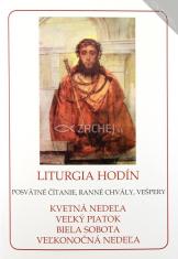 Liturgia hodín (Veľkonočné trojdnie) - Posvätné čítanie, ranné chvály, vešpery