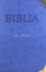 Biblia s kovovými rožkami - Starý zákon a Nový zákon