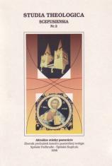 Studia Theologica Scepusiensia Nr. 2 - Aktuálne otázky pastorácie