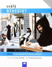 Svätý Benedikt (komiks) - Komiks