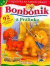 Bonbónik a Pralinka - So samolepkami