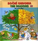 Ročné obdobia - The Seasons - Kniha s otváracími okienkami