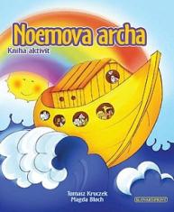 Noemova archa - Kniha aktivít - puzzle kniha