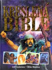 Kreslená bible - komiksová biblia