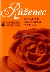 Růženec se svatým Vincencem z Paula