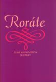 Roráte - České adventní zpěvy 16. století
