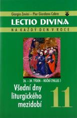 Lectio divina (11) - Všední dny liturgického mezidobí (26. - 34. týden - roční cyklus 1)