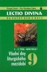 Lectio divina (09) - Všední dny liturgického mezidobí (9. - 17. Týden - roční cyklus 1)