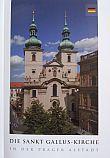 Kostel svatého Havla v Praze na Starém Městě (německy) - Die Sankt Gallus-Kirche in der Prager Altstadt