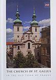 Kostel svatého Havla v Praze na Starém Městě (anglicky) - The Church of St. Gallus in the Old Town of Prague
