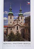 Kostel svatého Havla v Praze na Starém Městě