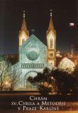 Chrám sv. Cyrila a Metoděje v Praze - Karlíně