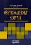 Ošetrovateľský slovník