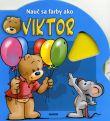 Nauč sa farby ako Viktor - leporelo