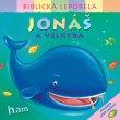 Jonáš a velryba - leporelo