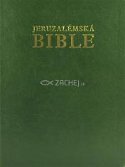 Jeruzalémská Bible - Standardní provedení bez označení biblických knih