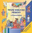 První biblické příběhy s hlavolamy - pro děti ve věku od 4 do 7 let