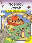 Noemov koráb a ďalšie biblické príbehy - kniha + 40 farebných samolepiek