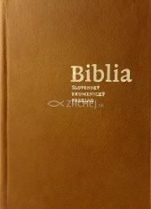 Biblia - Ekumenický preklad bez DT kníh v koži