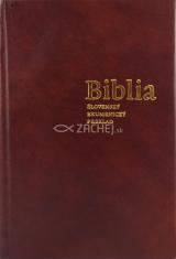 Biblia - Ekumenický preklad + DT knihy v koži