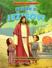 Príbeh o Ježišovi - Biblické príbehy so samolepkami