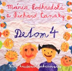 CD - Deťom 4 - Veselé kresťanské ukazovačky