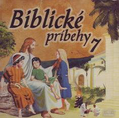 CD - Biblické príbehy 7 - mp3