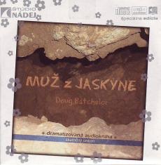 CD - Muž z jaskyne (mp3) - dramatizovaná audiokniha, skutočný príbeh