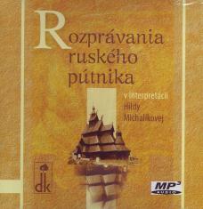 CD: Rozprávania ruského pútnika (mp3) - audiokniha