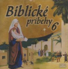 CD - Biblické príbehy 6 - mp3