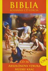 CD: Biblia - Absolónova vzbura, Múdry kráľ - CD 16