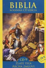 CD: Biblia - Zlaté teľa, Archa zmluvy - CD 9