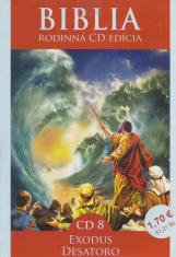 CD - Biblia - Exodus, Desatoro - CD 10