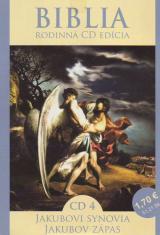 CD: Biblia - Jakubovi synovia, Jakubov zápas - CD 4