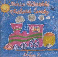 CD - Deťom 2 - Piesne pre deti
