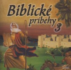 CD: Biblické príbehy 3 - mp3