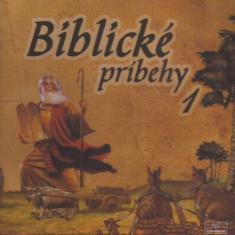 CD - Biblické príbehy 1 - mp3